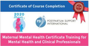 mmh certificate